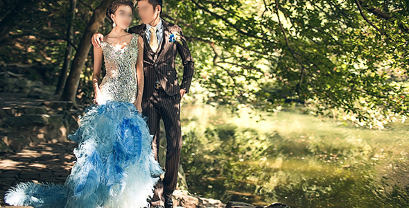 Tiffany蓝婚礼